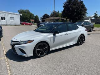Used 2018 Toyota Camry for sale in Goderich, ON