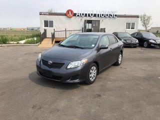 Used 2010 Toyota Corolla CE MANUAL CD/RADIO AIR CONDITIONING for sale in Calgary, AB