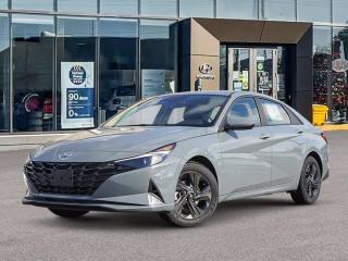 New 2021 Hyundai Elantra Hybrid Preferred for sale in Halifax, NS