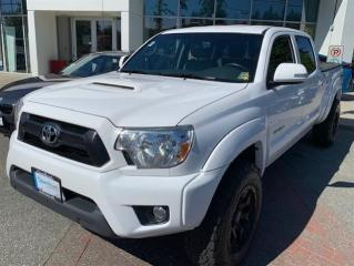 Used 2014 Toyota Tacoma 4x4 Dbl Cab V6 5A for sale in Surrey, BC