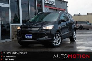 Used 2015 Ford Escape Titanium for sale in Chatham, ON