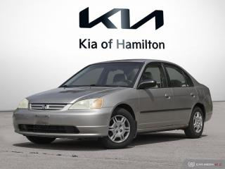 Used 2002 Honda Civic DX-G for sale in Hamilton, ON