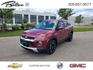 New 2022 Chevrolet TrailBlazer LT for sale in Bolton, ON
