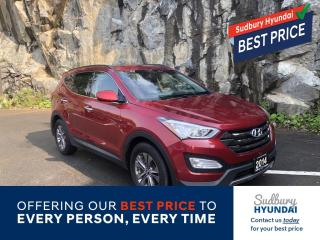 Used 2014 Hyundai Santa Fe Sport 2.4 Premium Remote starter included! for sale in Sudbury, ON