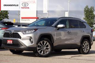 Used 2019 Toyota RAV4 ONLY 15500KM!! XLE, AWD, HEATED STEERING WHEEL/SEATS, SUNROOF, LANE KEEP/BRAKE ASSIST for sale in Orangeville, ON