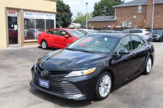 Used 2018 Toyota Camry XLE Pano Roof for sale in Brampton, ON