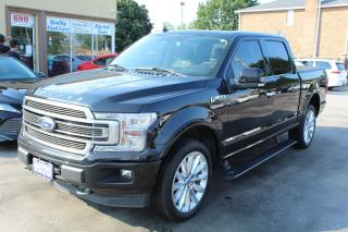 Used 2020 Ford F-150 Limited  for sale in Brampton, ON