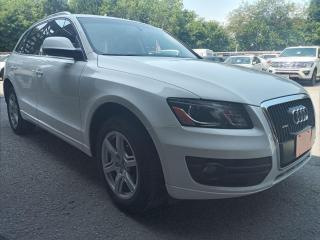 Used 2012 Audi Q5 2.0L Premium-ONLY 126K-AWD-BLUETOOTH-AUX-ALLOYS for sale in Scarborough, ON