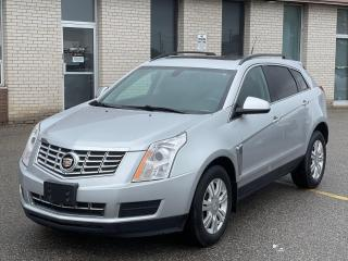 Used 2013 Cadillac SRX PREMIUM LEATHER/PANORAMIC SUNROOF for sale in North York, ON