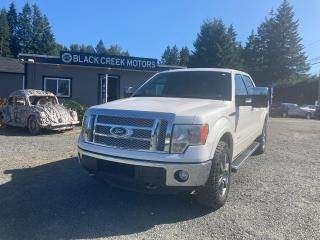 Used 2012 Ford F-150 Lariat for sale in Black Creek, BC