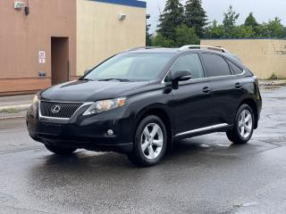 Used 2010 Lexus RX 350 PREMIUM AWD LEATHER/SUNROOF for sale in North York, ON