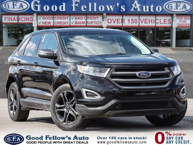 2018 Ford Edge SEL MODEL, AWD, REARVIEW CAMERA, PAN ROOF, NAVI Photo1