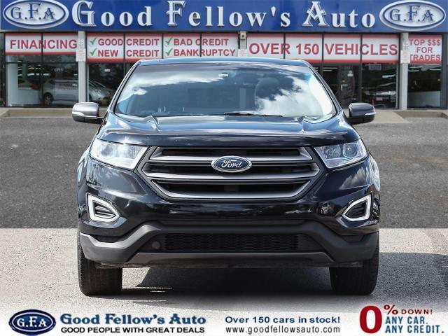 2018 Ford Edge SEL MODEL, AWD, REARVIEW CAMERA, PAN ROOF, NAVI Photo2