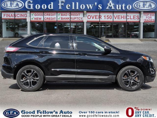 2018 Ford Edge SEL MODEL, AWD, REARVIEW CAMERA, PAN ROOF, NAVI Photo3