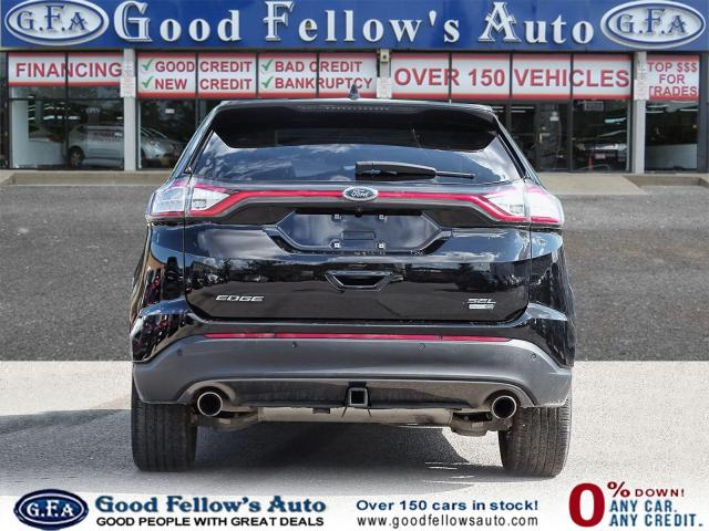 2018 Ford Edge SEL MODEL, AWD, REARVIEW CAMERA, PAN ROOF, NAVI Photo4