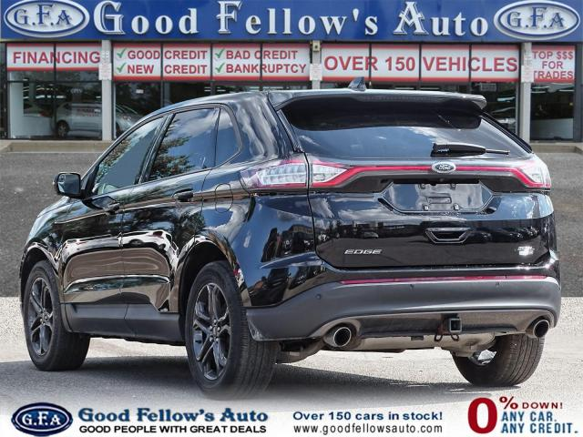 2018 Ford Edge SEL MODEL, AWD, REARVIEW CAMERA, PAN ROOF, NAVI Photo5