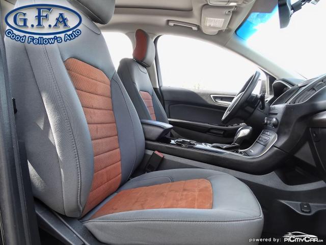 2018 Ford Edge SEL MODEL, AWD, REARVIEW CAMERA, PAN ROOF, NAVI Photo11