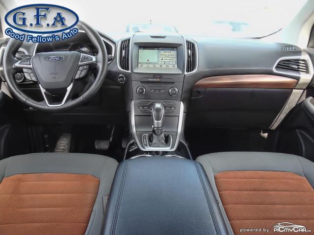 2018 Ford Edge SEL MODEL, AWD, REARVIEW CAMERA, PAN ROOF, NAVI Photo13