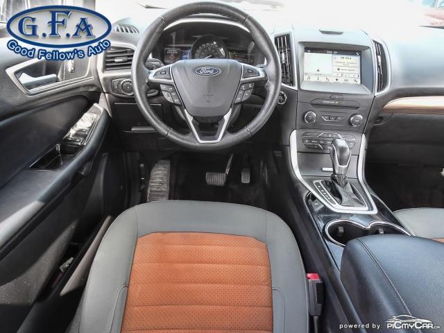 2018 Ford Edge SEL MODEL, AWD, REARVIEW CAMERA, PAN ROOF, NAVI Photo14