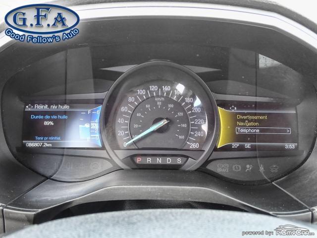 2018 Ford Edge SEL MODEL, AWD, REARVIEW CAMERA, PAN ROOF, NAVI Photo17