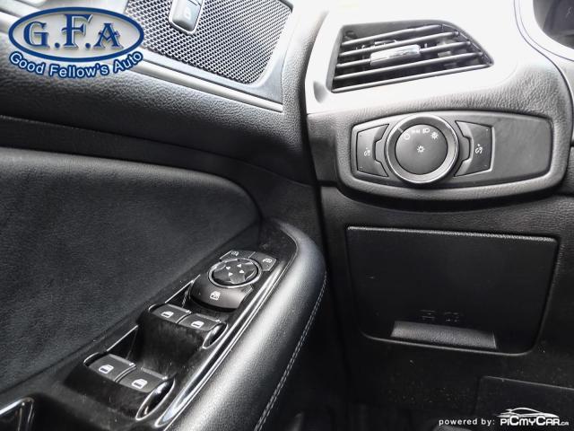 2018 Ford Edge SEL MODEL, AWD, REARVIEW CAMERA, PAN ROOF, NAVI Photo18