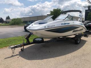 Used 2007 Sea-Doo Challenger 180 215HP for sale in Cambridge, ON