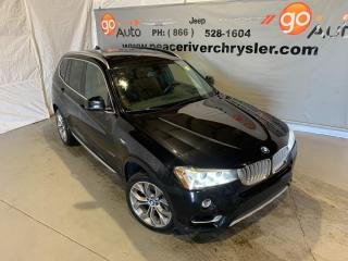 Used 2015 BMW X3 xDrive28i for sale in Peace River, AB