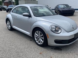 Used 2012 Volkswagen Beetle for sale in Aylmer, ON