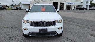 Used 2020 Jeep Grand Cherokee Limited X for sale in Ingleside, ON