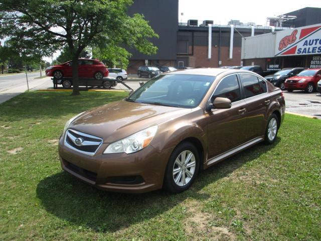2011 Subaru Legacy 2.5i Prem ~ AWD ~ BLUETOOTH ~ SAFETY INCLUDED