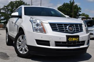 Used 2014 Cadillac SRX Luxury - No Accidents for sale in Oakville, ON