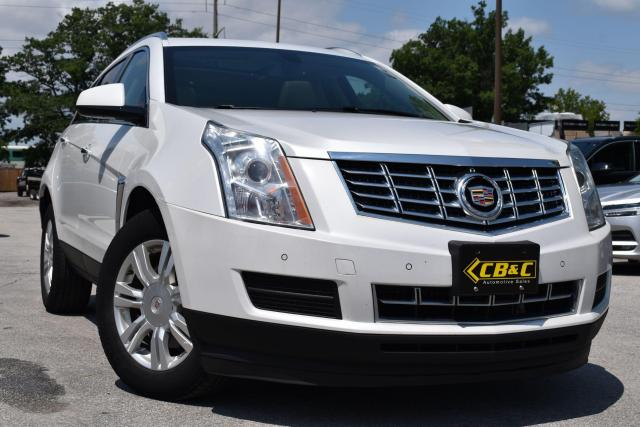 2014 Cadillac SRX Luxury - No Accidents