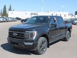 New 2021 Ford F-150 LARIAT 502a   Sport   20s   Tailgate Step   360 Camera   Interior Work Surface   for sale in Edmonton, AB