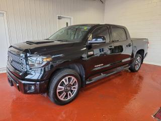Used 2021 Toyota Tundra TRD Sport Crew 4x4 for sale in Pembroke, ON