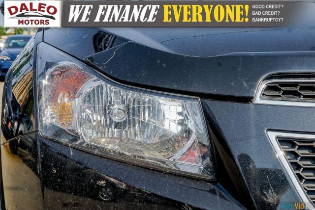2014 Chevrolet Cruze 2LT / LEATHER / BACKUP CAM / POWER MOONROOF / Photo2