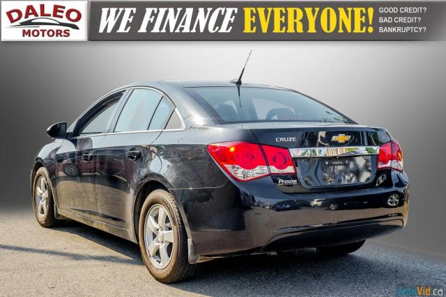 2014 Chevrolet Cruze 2LT / LEATHER / BACKUP CAM / POWER MOONROOF / Photo6