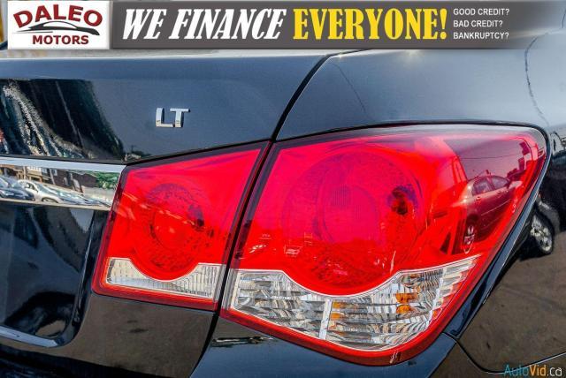 2014 Chevrolet Cruze 2LT / LEATHER / BACKUP CAM / POWER MOONROOF / Photo9