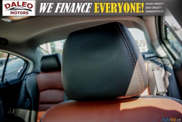 2014 Chevrolet Cruze 2LT / LEATHER / BACKUP CAM / POWER MOONROOF / Photo16