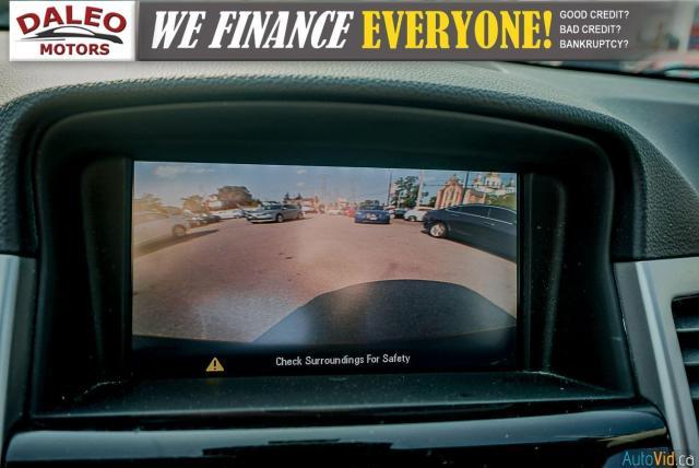2014 Chevrolet Cruze 2LT / LEATHER / BACKUP CAM / POWER MOONROOF / Photo18