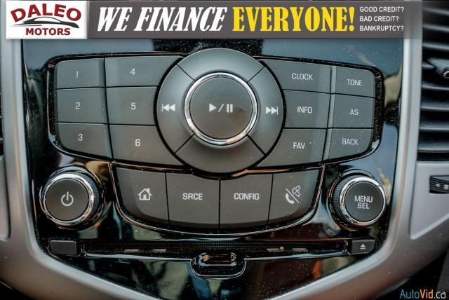 2014 Chevrolet Cruze 2LT / LEATHER / BACKUP CAM / POWER MOONROOF / Photo19