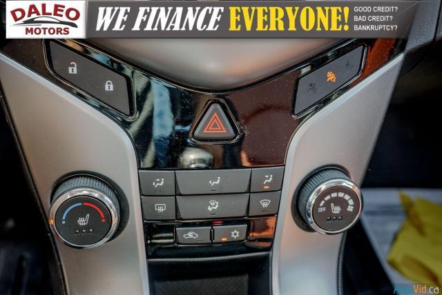 2014 Chevrolet Cruze 2LT / LEATHER / BACKUP CAM / POWER MOONROOF / Photo20
