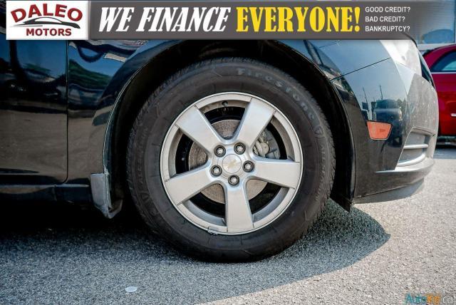 2014 Chevrolet Cruze 2LT / LEATHER / BACKUP CAM / POWER MOONROOF / Photo26