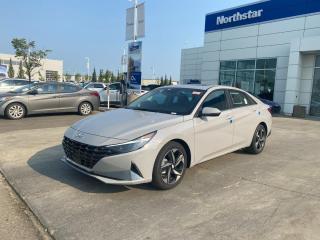 New 2022 Hyundai Elantra SEL for sale in Edmonton, AB