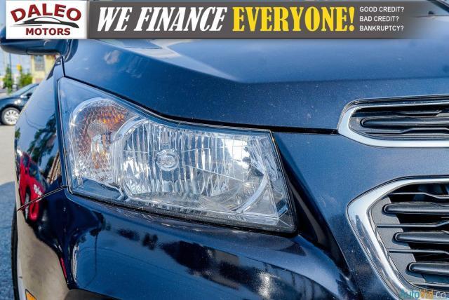 2016 Chevrolet Cruze LT / BACKUP CAM / ON STAR / BUCKET SEATS / USB Photo2