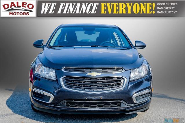2016 Chevrolet Cruze LT / BACKUP CAM / ON STAR / BUCKET SEATS / USB Photo3
