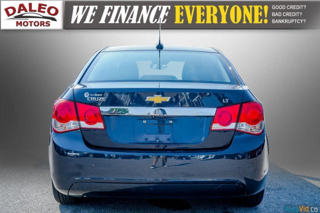 2016 Chevrolet Cruze LT / BACKUP CAM / ON STAR / BUCKET SEATS / USB Photo8