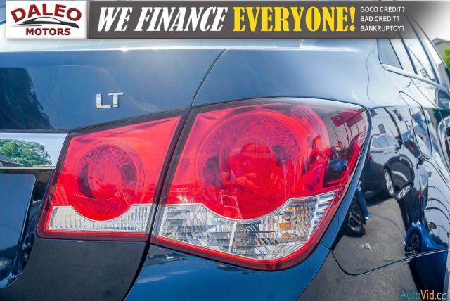 2016 Chevrolet Cruze LT / BACKUP CAM / ON STAR / BUCKET SEATS / USB Photo11