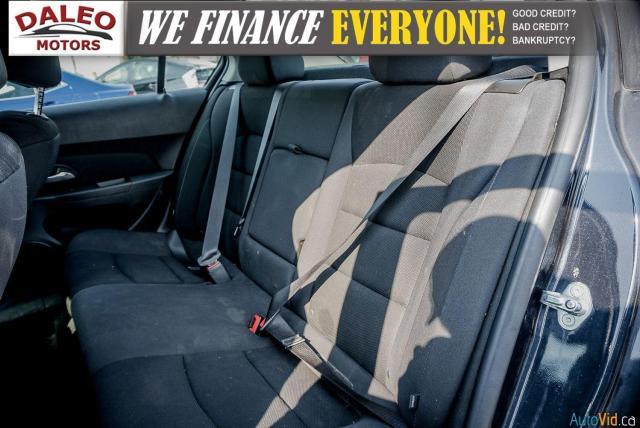 2016 Chevrolet Cruze LT / BACKUP CAM / ON STAR / BUCKET SEATS / USB Photo13