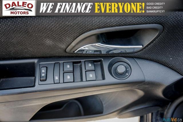 2016 Chevrolet Cruze LT / BACKUP CAM / ON STAR / BUCKET SEATS / USB Photo18