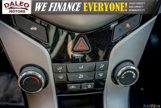2016 Chevrolet Cruze LT / BACKUP CAM / ON STAR / BUCKET SEATS / USB Photo22